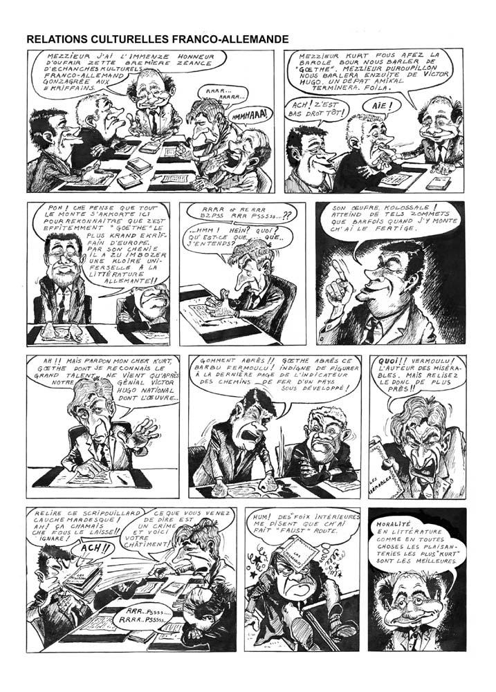 Bandes dessin es humour marine nationale landru malade - Cabinet de recrutement franco allemand ...